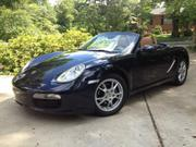 2008 Porsche Porsche Boxster 2 door convertible with custom com